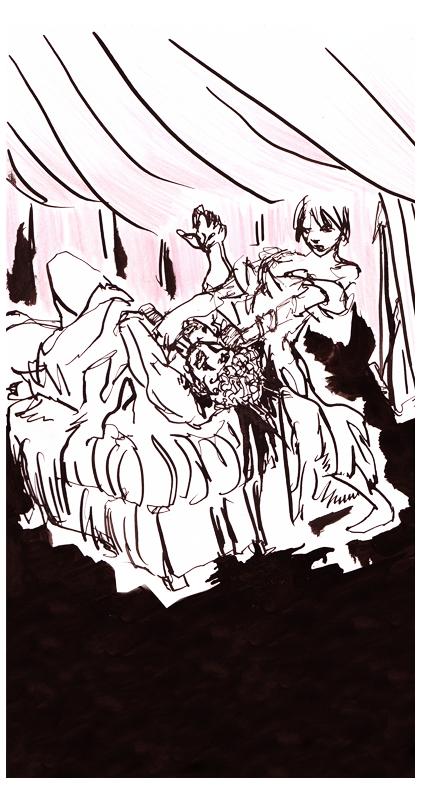 Judith decapitant Holofernes